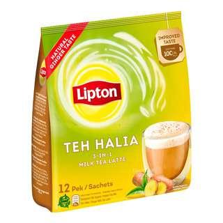 Lipton 3 in 1 Instant Milk Tea Latte - Teh Halia