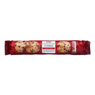 Tesco Cookies - Chocolate Chip