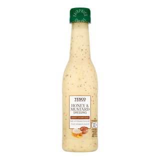 Tesco Dressing - Honey & Mustard