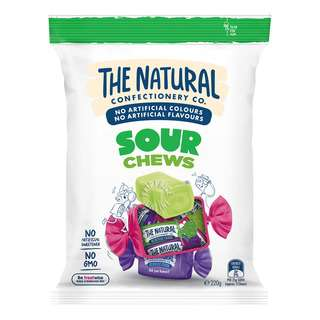<p>The Natural Confectionery Co. has a delicious range of sweet, sour and soft jellies and chews for your enjoyment.That is a perfect snack for delighting your taste buds and craving you for having more.&nbsp;</p>
