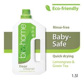 Bio-Home Floor Cleaner - Lemongrass & Green Tea