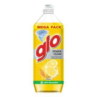 Glo Dishwashing Liquid - Lemon