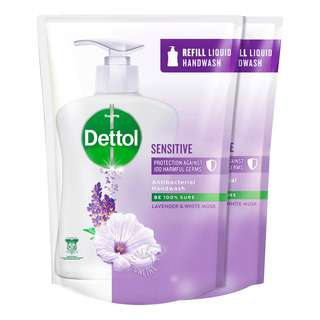 Dettol Anti-Bacterial Hand Wash Refill - Sensitive