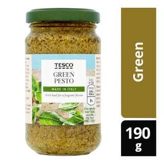 Tesco Pesto - Green