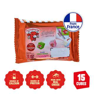 The Laughing Cow Cheese Spread Belcube - Assorted