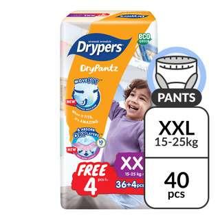 Drypers Drypantz Pants - XXL (15 - 25kg)