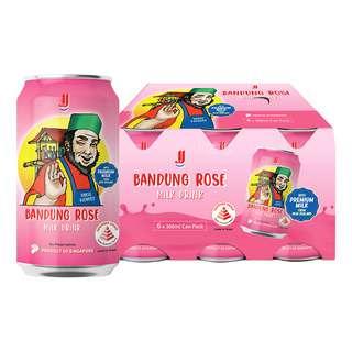 JJ Can Drink - Bandung Rose