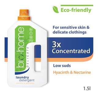 Bio-Home Laundry Detergent Delicate - Hyacinth & Nectarine