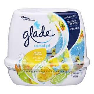 Glade Scented Gel - Fresh Lemon