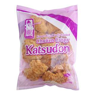 Bibik's Choice Frozen Chicken Crispy - Katsudon