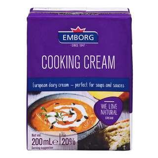Emborg European Cooking Cream