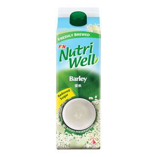 F&N NutriWell Reduced Sugar Drink - Barley