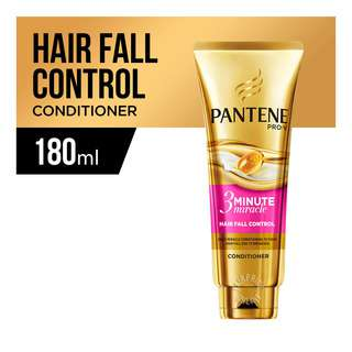 Pantene Pro-V Conditioner - 3 Minute Miracle (Hair Fall Control)