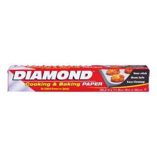 Diamond Cooking & Baking Paper (8m)