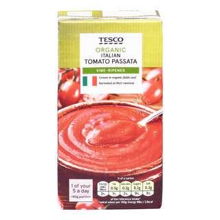 Tesco Organic Passata