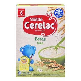 Nestle Cerelac Cereal - Rice (No Milk)