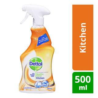 Dettol Anti-Bacterial Trigger Spray - Kitchen