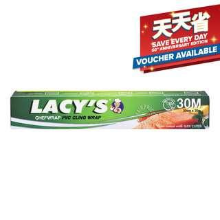 Lacy's Chefwrap PVC Cling Wrap