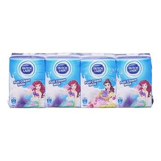 Dutch Lady Princess UHT Kid Milk - Full Cream