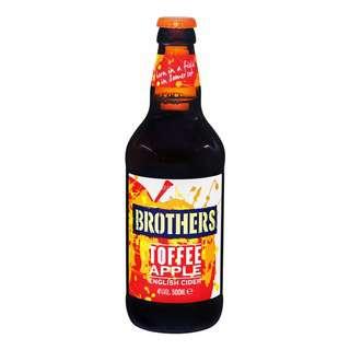 Brothers Premium Bottle Cider - Toffee Apple