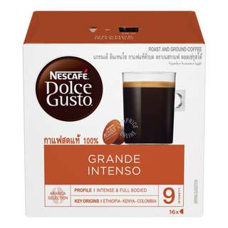 Nescafe Dolce Gusto Beverage Capsules - Grande Intenso