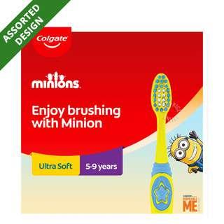 Colgate Kids Toothbrush - Minions (5 - 9 years)