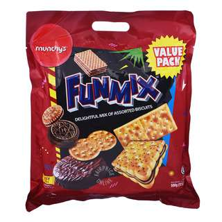 Munchy's Funmix Assorted Biscuits