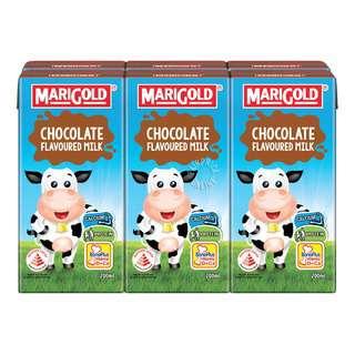 Marigold UHT Packet Milk - Chocolate