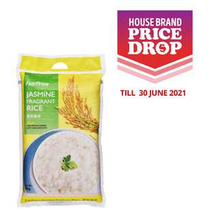 FairPrice Jasmine Fragrant Rice