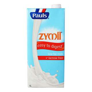 Paul's Zymil UHT Milk - Low Fat