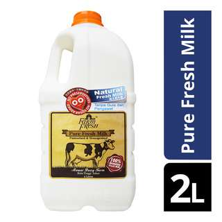 Farm Fresh Pure Fresh Milk