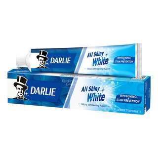 Darlie All Shiny White Toothpaste - Regular