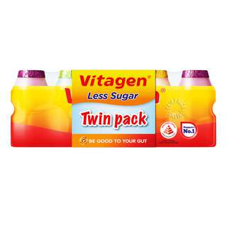 Vitagen Cultured Milk - Less Sugar (Assorted)