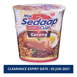 Mi Sedaap Instant Cup Noodles - Goreng