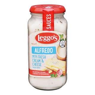 Leggo's Pasta Sauce - Alfredo (Fresh Cream & Cheese)