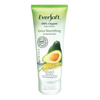 Eversoft Organic Cleanser Foam - Extra Nourishing