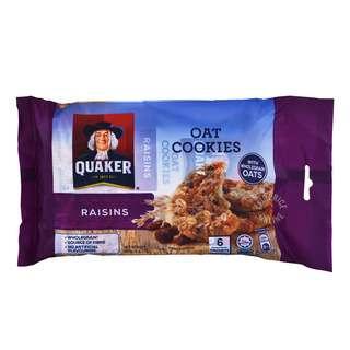 Quaker Oats Oatmeal Cookies - Raisins