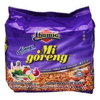 Ibumie Mi Goreng Instant Noodles - Thai Tom Yam
