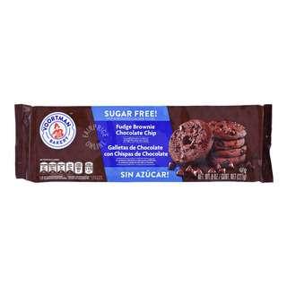 Voortman Sugar Free Cookies - Fudge Chocolate Chip