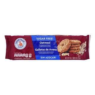 Voortman Sugar Free Wholegrain Cookies - Oatmeal