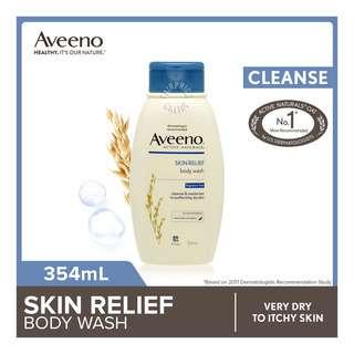 Aveeno Body Wash - Skin Relief