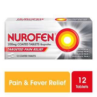 Nurofen Coated Tablets