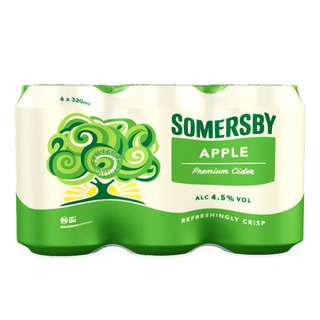 Somersby Can Cider - Apple