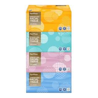 FairPrice Facial Tissue Box (3ply)