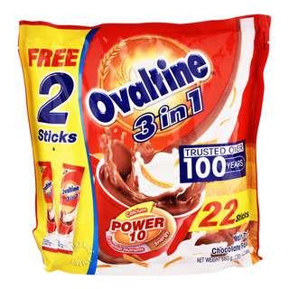 Ovaltine Instant Malt Drink Powder - Chocolate