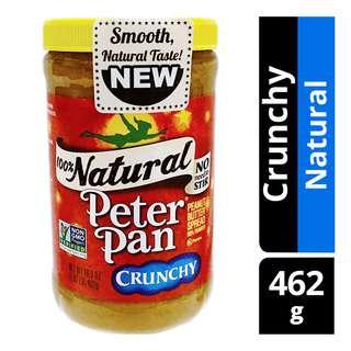 Peter Pan Crunchy Peanut Butter - Natural