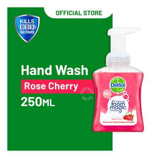 Dettol Foaming Hand Wash - Rose & Cherry