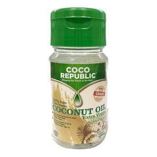 Coco Republic Coconut Oil - Extra Virgin & Light