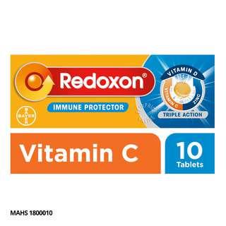 Redoxon Triple Action Effervescent Tablets - Orange
