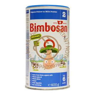 Bimbosan Organic Follow On Milk Formula - Stage 2